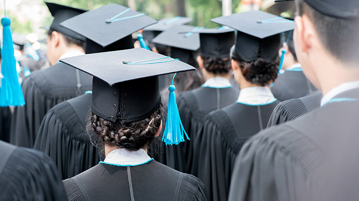Consider a 529 plan for a tax-smart way to save for college